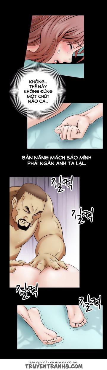 The Taste Of The Hand Chapter 4 - Trang 2